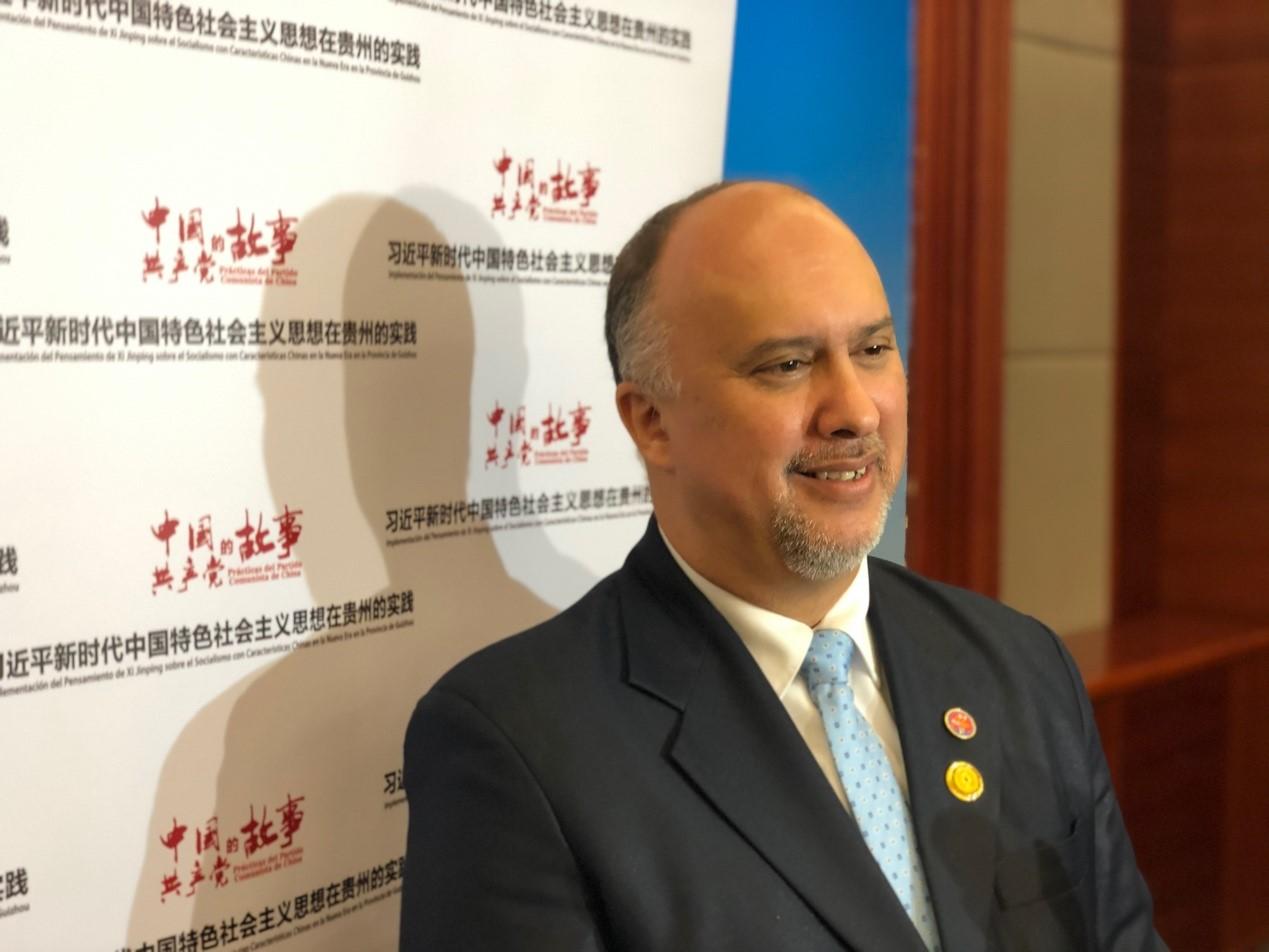 古巴驻华大使:中国成功应对疫情本身就是对污名化最好的回应图片