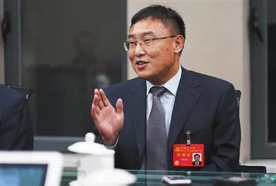 北京市政府领导有调整,卢映川任副市长图片