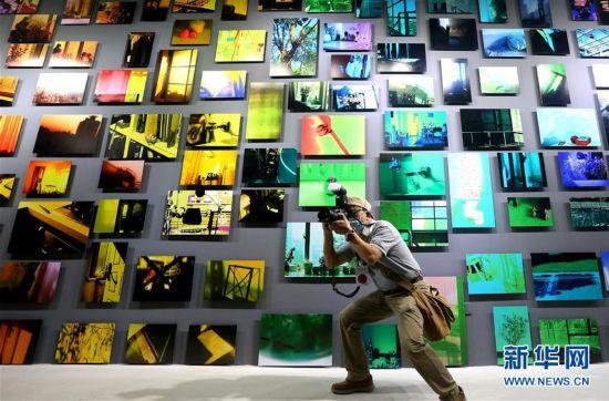 2020上海国际摄影节暨第十五届上海国际摄影艺术展览开幕
