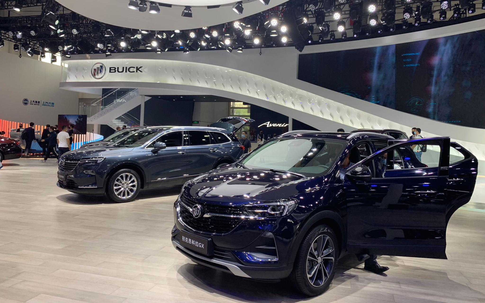 2020北京车展⑰|别克品牌携18款车型参展图片