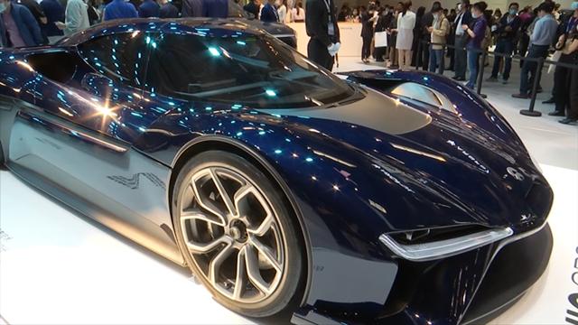 蔚来汽车李斌:自动辅助驾驶升级,3万个充电桩可共享