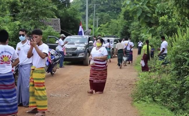 缅甸有新冠肺炎确诊患者参加大选拉票活动 近50人被隔离