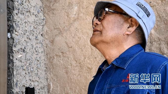 【中央媒体看甘肃】87岁了,他仍坚守在敦煌壁画修复一线