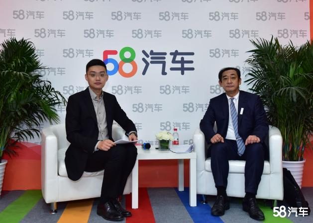2020北京车展 专访一汽丰田汽车销售有限公司常务副总经理  大竹仁