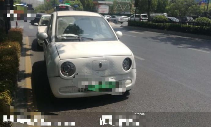 就像在开碰碰车!长城这款电动车遭杭州网约车司机质疑:根本刹不住车