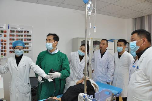 深圳医院对口医疗帮扶西藏林芝市人民医院