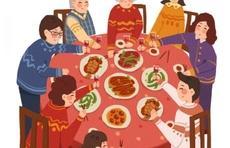"""陪老人们吃顿团圆饭,齐鲁志愿者推出""""相伴""""系列活动之团圆中秋"""