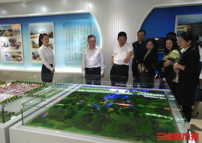 湖南水电职院联手央企,达成多项合作意向