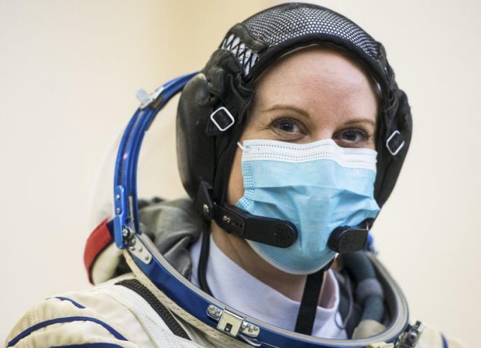 美国大选将至 美宇航员计划在空间站完成投票