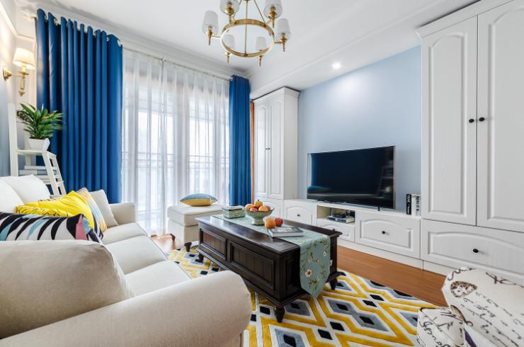 三居室的宜家风怎么装修?让这套122平米的装修案例给你点灵感!
