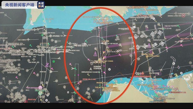 琼州海峡过海新航线启动 海事局发布船舶航行规范图片
