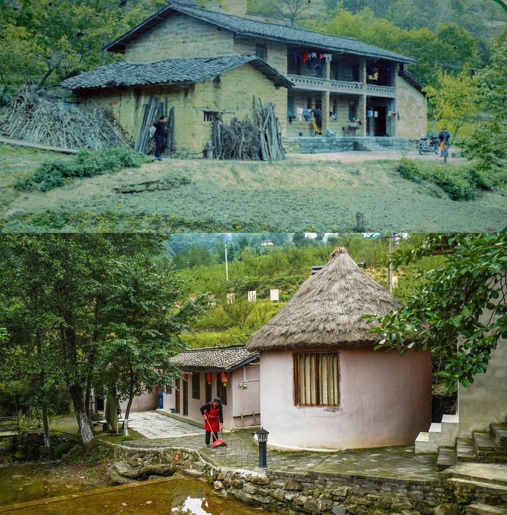 百县千村行 | 从鱼塘起家 广元这个贫困村变旅游村摸着石头过的河