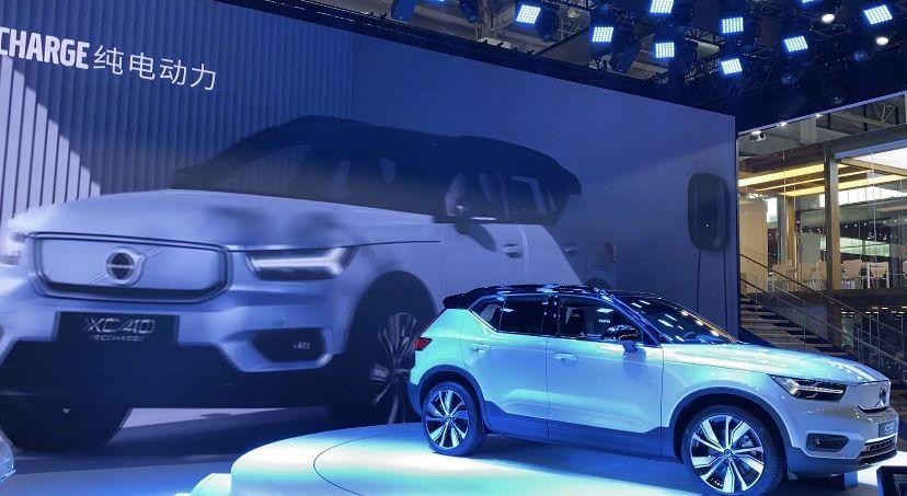 2020北京车展⑭|沃尔沃首款豪华纯电SUV亮相并启动盲订图片