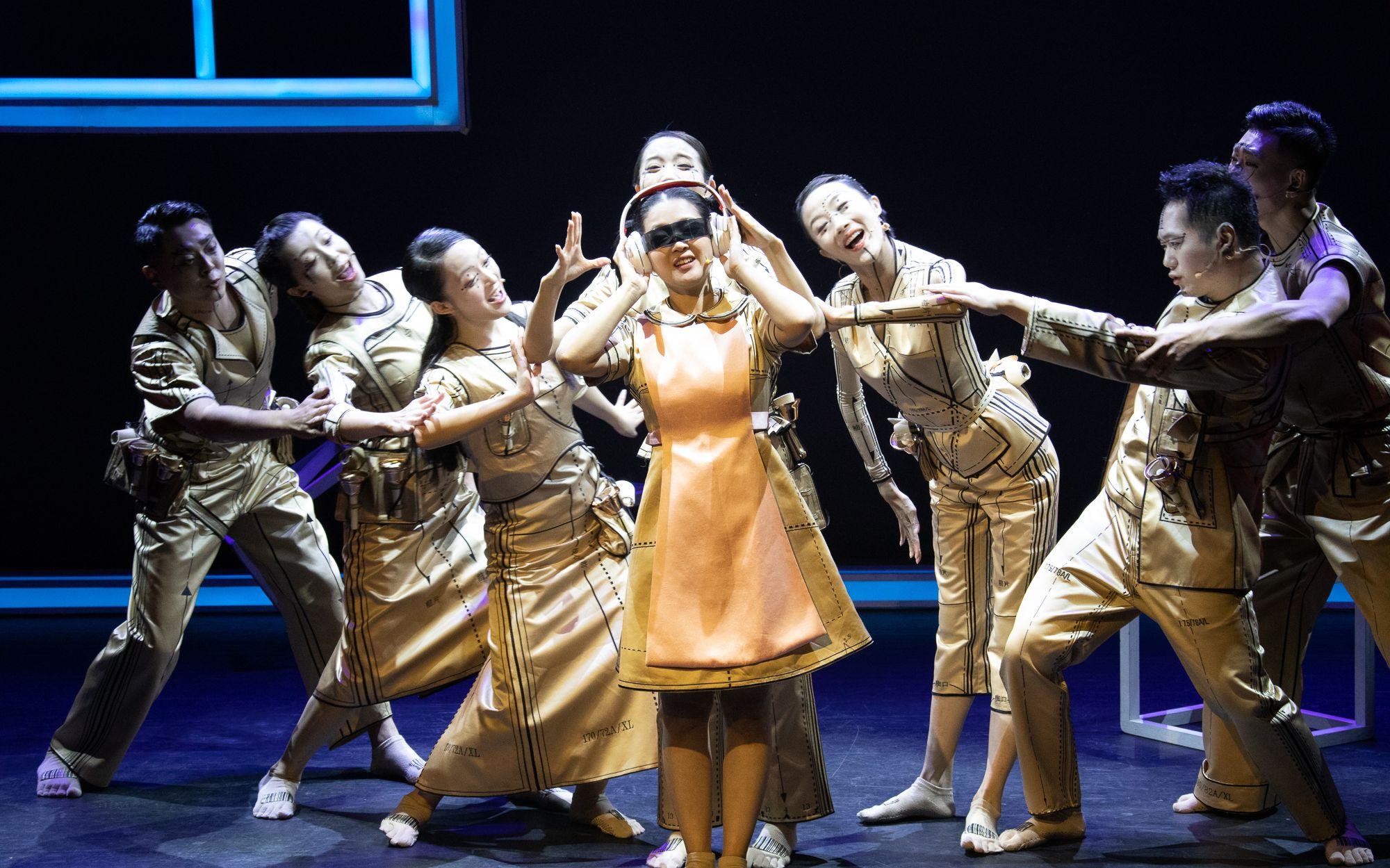 中国儿艺推6部剧51场演出,陪伴五地儿童欢度国庆图片