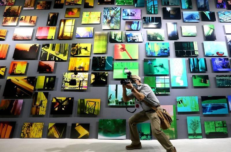 国际摄影艺术展览开幕
