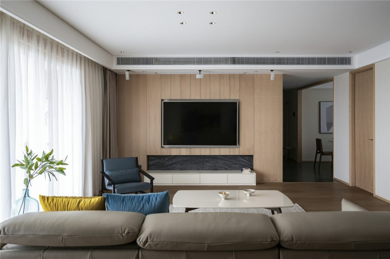 135平米三居室装修案例,装修价格只花12万元!