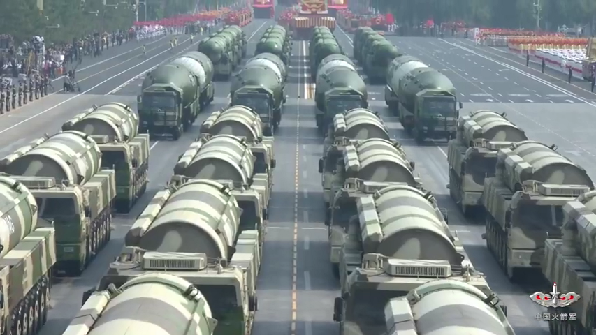 太燃了!这些武器很中国图片