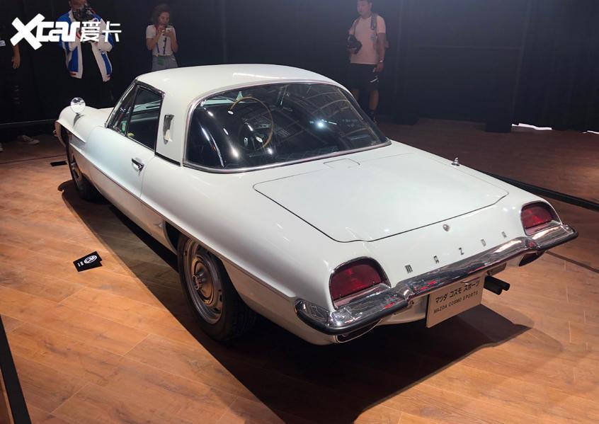 北京车展:马自达Cosmo Sport正式亮相