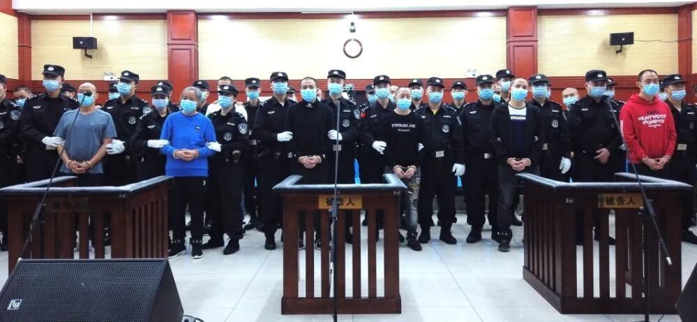 宜宾一黑社会组织首犯被判处死缓