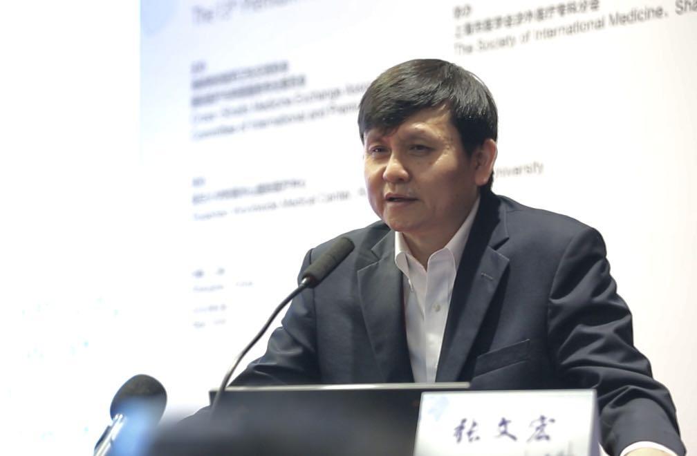 """张文宏:新冠成""""常驻病毒"""" 世界重启依靠疫苗问世图片"""