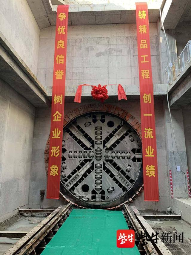 建设南京第一条无人地铁线也是个好消息 尖山