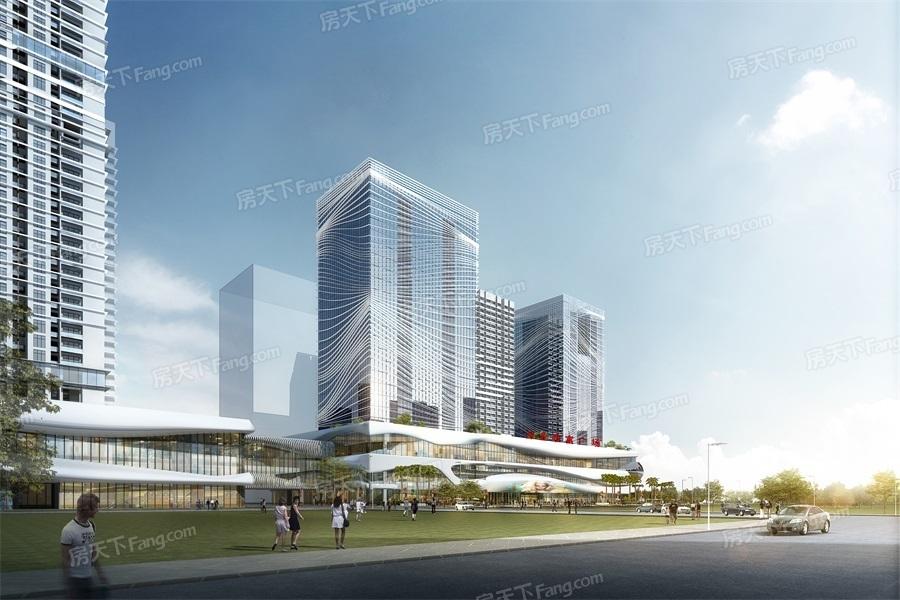 2020年9月深圳市笋岗商圈写字楼市场租赁情况