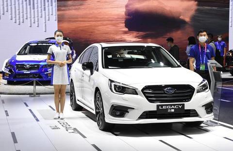 美媒关注北京国际车展:中国对疫情控制有信心图片