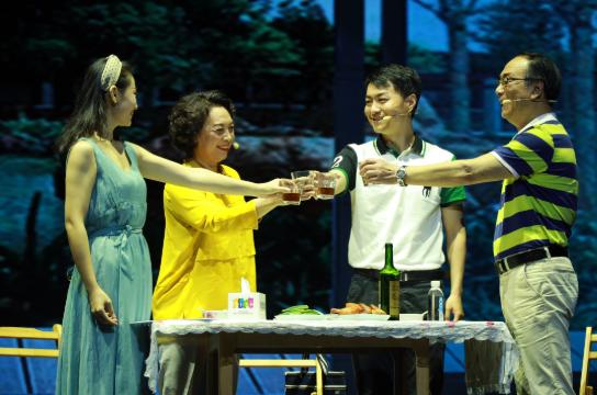 上接天线,下接地气,2020年上海群文新人新作展评展演用百姓故事抒发大情怀