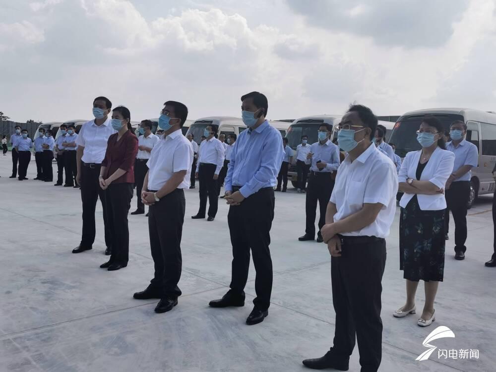枣庄2020项目观摩会「九」 金顺怡智能制造产业园引领枣庄市中区产业发展