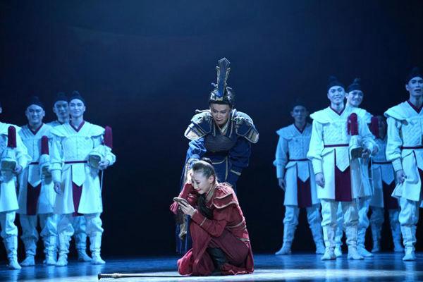 舞剧《花木兰》9月压轴登鹭 三次延期难掩市民观影热情