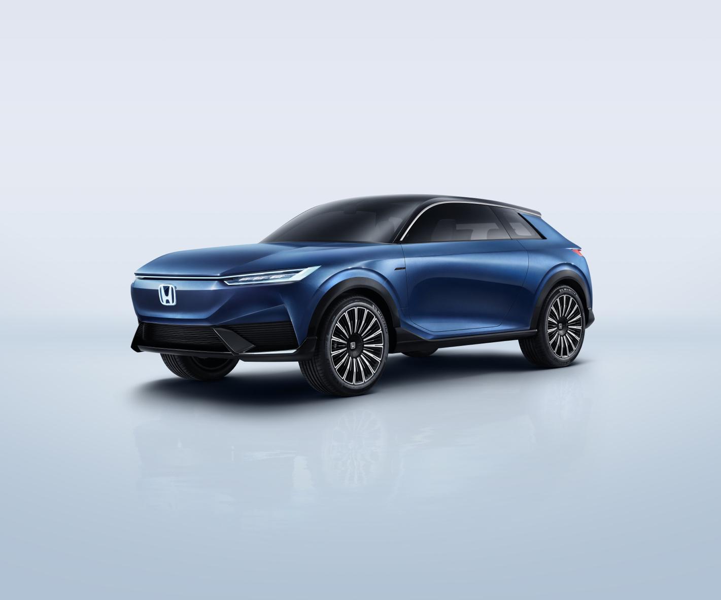 2020北京车展|本田纯电动概念车全球首发图片