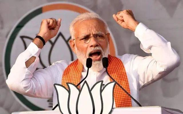 印度恶劣对华:莫迪的动机,真是为美国?图片