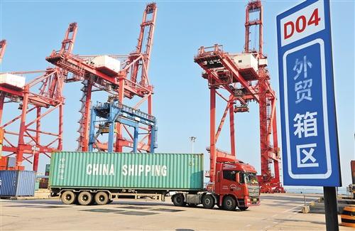 外贸企业创新求变更加积极图片