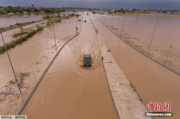 希腊气象局预警:新一轮恶劣天气来袭 民众应高度警惕