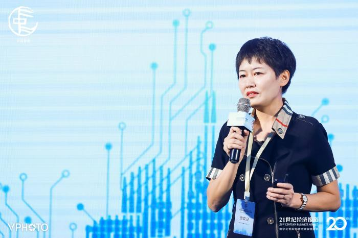 """联想集团王晓岚:企业需要从""""小制造""""到""""大制造""""进行全价值链优化"""