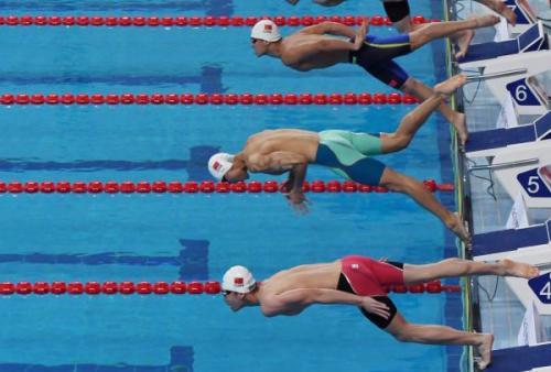 集体出局惹争议!体测成绩绊倒全国游泳冠军赛4位预赛第一