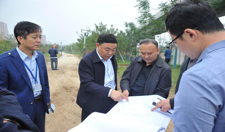 秦咸阳城工商业遗址区保护展示工程开工