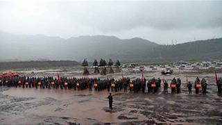 重庆市万州区人武部抗洪抢险纪事:军地联合调度、科学指挥图片