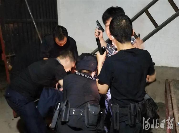 衡水警方打掉一特大吸贩毒团伙 抓获犯罪嫌疑人528名