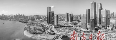"""深圳""""先行示范区""""建设跑出加速度"""
