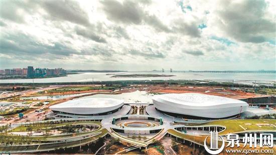 晋江市第二体育中心部分场馆国庆起对外开放
