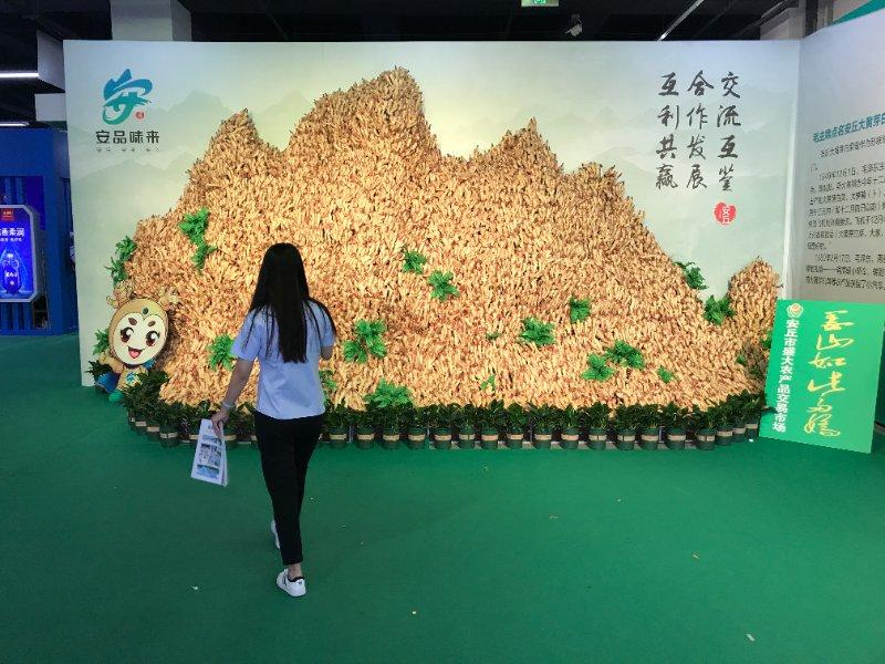 """""""安品味来""""!安丘发布农产品区域公用品牌"""