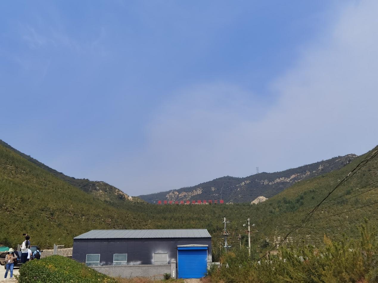 山西治山经验:十年树木 昔日废弃矿山转身城郊森林公园图片
