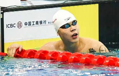 """【体坛热话】当""""跑步""""进入""""考试大纲"""",游泳冠军们有点犯难"""