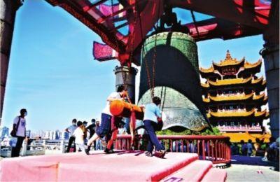 武汉市民假期错峰出游:把最美风景留给外地游客