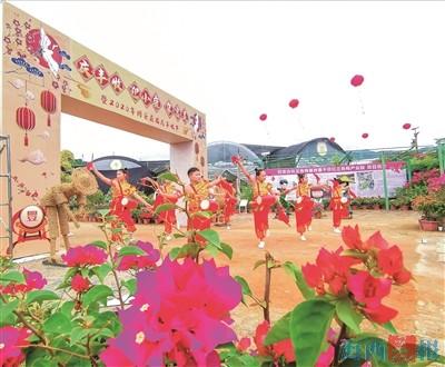 瓜果飘香迎小康 同安区2020年农民丰收节昨日开幕