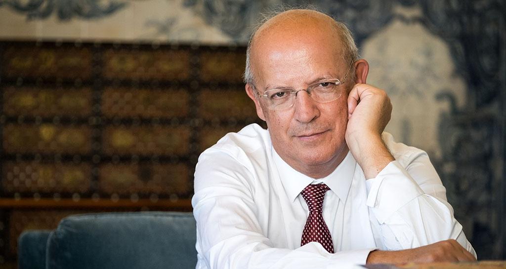 葡萄牙外长席尔瓦 图源:葡萄牙当局网站