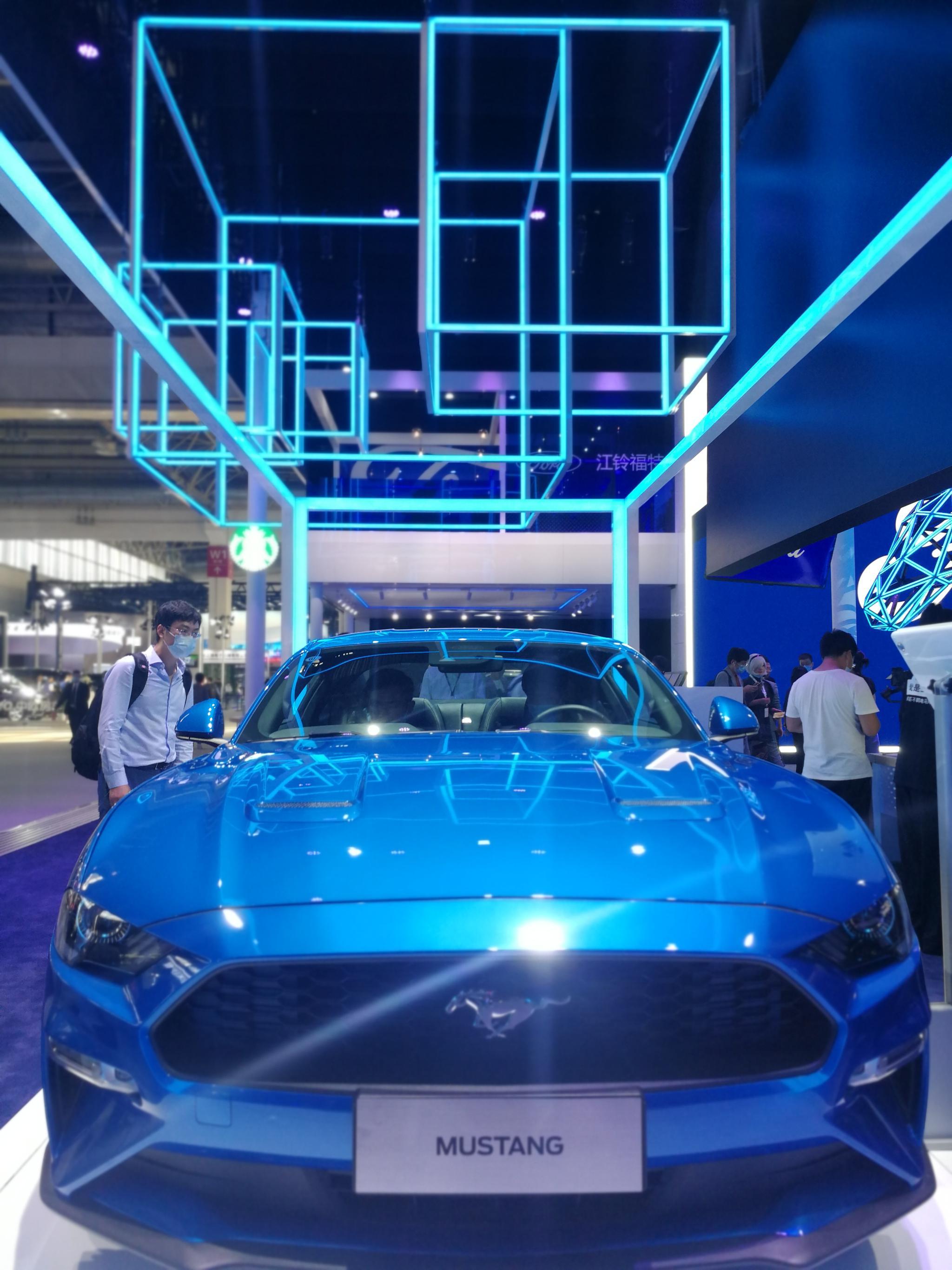 2020北京车展|纯电SUV在华首秀,福特中国2.0计划加速图片