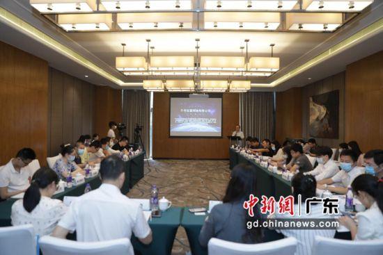 北斗产业知识产权交流会举行 为相关企业提供研发方向