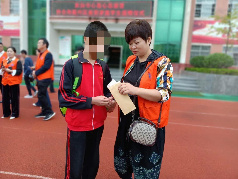 东台志愿者连续四年去陕西耀州捐款11万